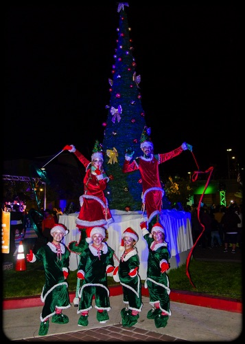 Christmas Secret  Hawaiian Gardens Tree Lighting