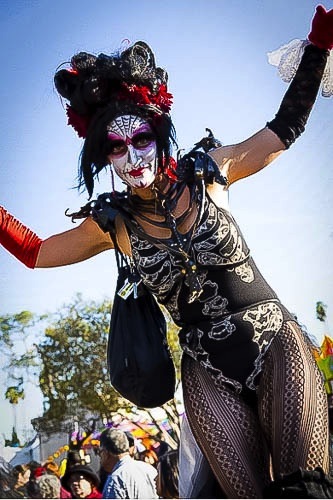 Seraphina Day of Dead