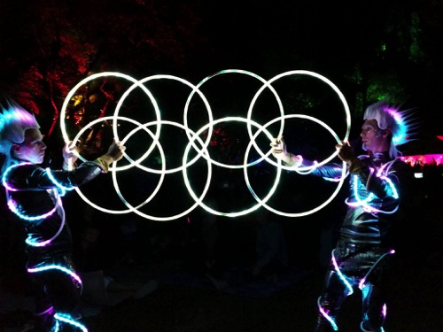 Partner LED Hoops