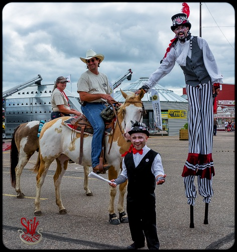 Nebraska State Fair  Pony Express