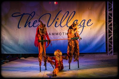 Live Shows | Stilt Circus
